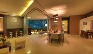 Bangalore gives new statement to Luxury Homes