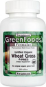 Swanson Certified Organic Wheat Grass