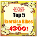 Best Upright Exercise Bikes Under $300 For 2014