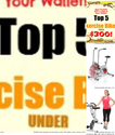 Best Upright Exercise Bikes Under 300 Dollars With Reviews 2014 | A Listly List