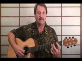 Learn to play Money by Pink Floyd acoustic guitar lesson Preview