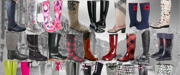 Headline for Best Rain Boots for Women - Top Picks 2014