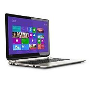 "Toshiba Satellite S55T-B5273NR Laptop Computer - 15.6"" WLED Backlit Touchscreen Display, 4th Gen Inter Quad-Core i7-4..."