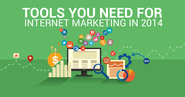 Top Internet Marketing Tools of 2014