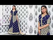 Designer Anarkali Suits: Latest Anarkali dresses & Long Gown Style Designer Dresses Latest Fashion