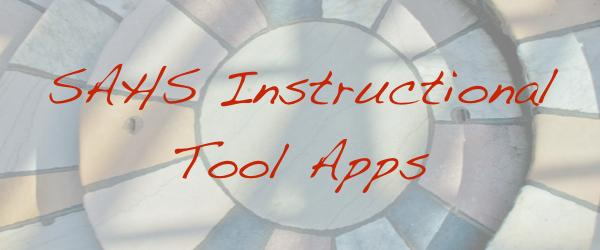 Headline for Instructional Tools