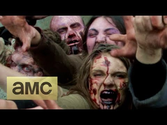 The Walking Dead Zombies Prank NYC