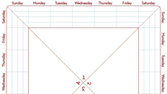 Print This Four-Week Calendar to Use Seinfeld's Productivity Plan