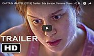 CAPTAIN MARVEL (2019) Trailer - Brie Larson, Gemma Chan - Viral Video Station
