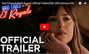 Bad Times at the El Royale | Official Trailer [HD] | 20th Century FOX - Viral Video Station