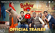 Badhaai Ho' Official Trailer | Ayushmann Khurrana, Sanya Malhotra | Director Amit Sharma | 19th Oct - Viral Video Sta...