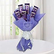 Silk Chocolate Bouquet