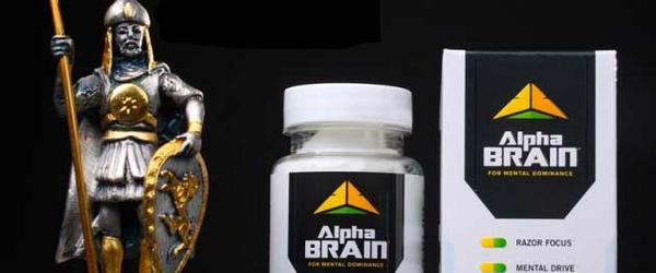 Headline for Does Alpha Brain Work-Supplement Review