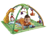 Top 1: Fisher-Price Rainforest Melodies and Lights Deluxe Gym Review