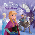 Frozen Read-Along Storybook and CD: Disney Book Group