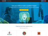 LinkedIn for Nonprofits: A New Way to Find Volunteers