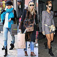 Where to Buy Women's Fashion Combat Boots Online