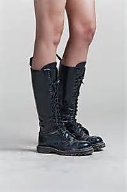 Best Boot Reviews - Women's Combat Boots in Black