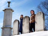 Tales of erotica at Laurel Hill Cemetery