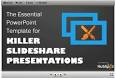 Download: The Essential PowerPoint Template for Killer SlideShare Presentations