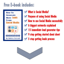 How To Generate More Leads From Social Media Ebook - My Biz Performs - The Digital Marketing Ninja