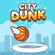 FREE ONLINE GAMES: City Dunk