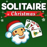 FREE ONLINE GAMES: Solitaire Classic Christmas