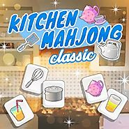 FREE ONLINE GAMES: Kitchen Mahjong Classic