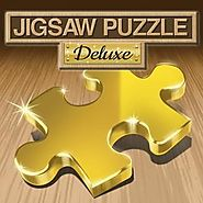 FREE ONLINE GAMES: Jigsaw Puzzle Deluxe