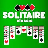 FREE ONLINE GAMES: Solitaire Classic