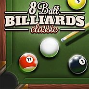 FREE ONLINE GAMES: 8 Ball Billiards Classic