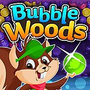 FREE ONLINE GAMES: Bubble Woods