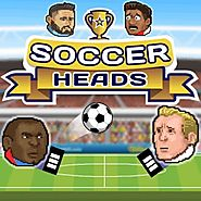 FREE ONLINE GAMES: Soccer Heads