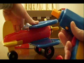 Battat Take A Part Airplane Toy Review