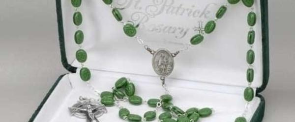 Headline for St. Patrick's Day Religious Gift Ideas