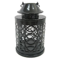 Small Metal Lantern- Jaclyn Smith Today-Outdoor Living-Outdoor Lighting-Decorative Lighting
