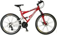 Schwinn Protocol 1.0 Men's Dual-Suspension Mountain Bike (26-Inch Wheels)