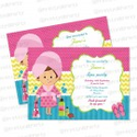 Printable Invitation Cards for Birthday Party