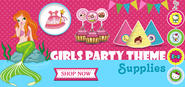 Party Supplies India | Party Themes | Party Decorations - PrettyurParty