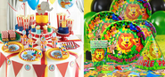 Unisex Theme for Birthday Party
