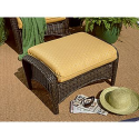 Annabelle Ottoman- La-Z-Boy-Outdoor Living-Patio Furniture-Ottomans