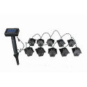 Solar Lantern 10 Light String Set- Jaclyn Smith Today-Outdoor Living-Outdoor Lighting-Decorative Lighting