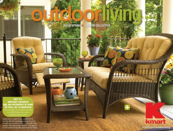 Outdoor Living With Kmart