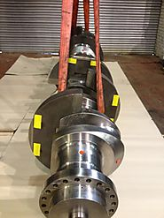 Wartsila Crankshaft Engine Parts