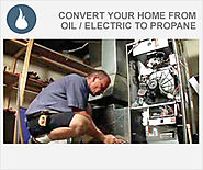 Shift your old energy resources to the environment friendly propane.