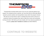 Propane Delivery Service By ThompsonGas