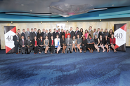 UGA Announces Top 40 Under 40 Alumni in 2013