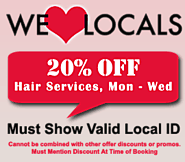 Affordable hair salon Las Vegas - Mia bella salon & day spa