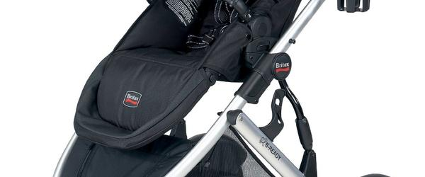 Headline for Britax B-Ready Stroller Review 2014