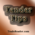 Tenders Tips Government and Private Sector Tenders in India